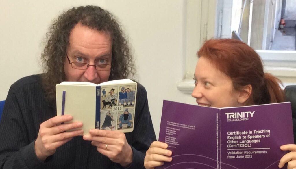 TEFL course Prague