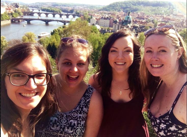 Travel Europe teach English