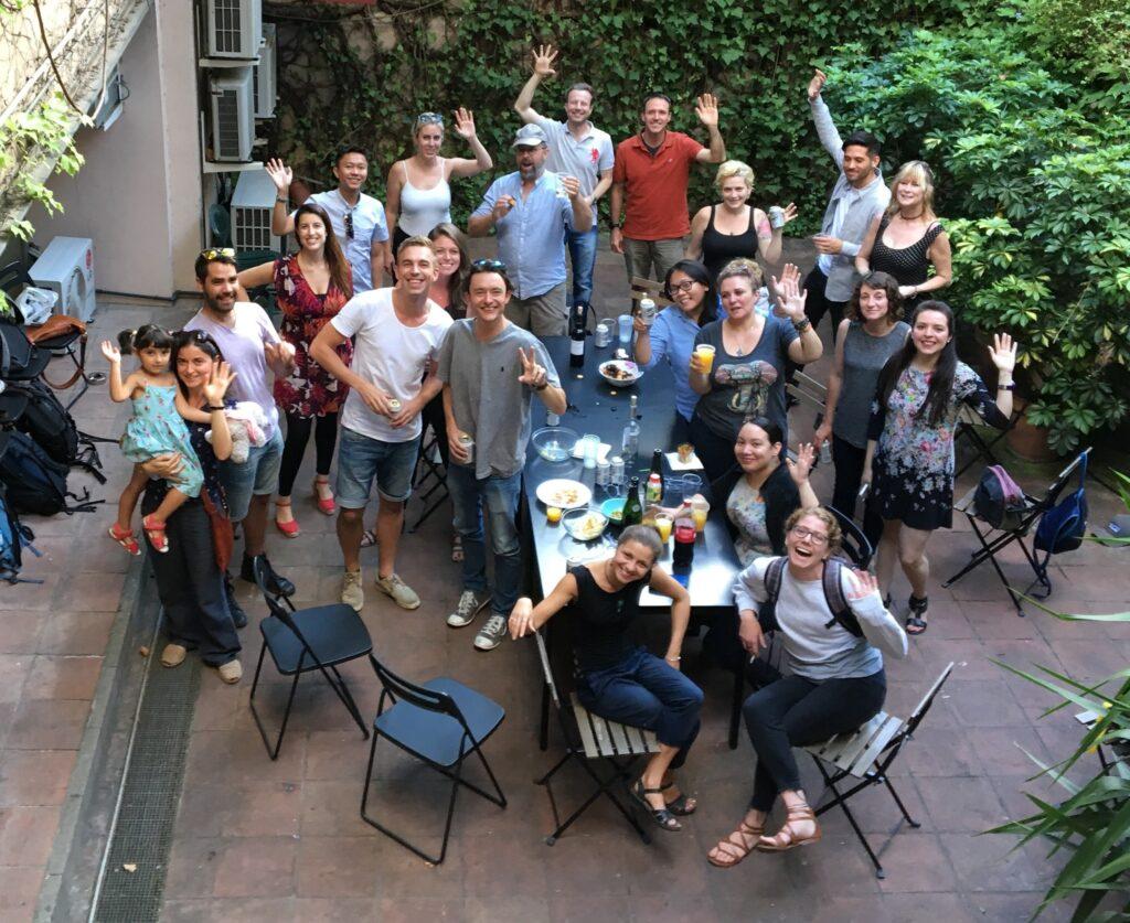 TEFL course Barcelona
