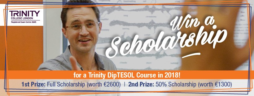 teacher training scholarship
