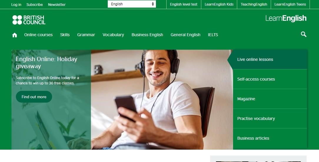 British Council Learn English