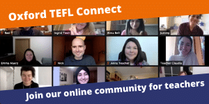 oxford tefl connect